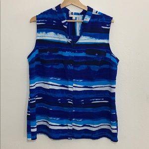 🛍Notation sleeveless blouse-XL